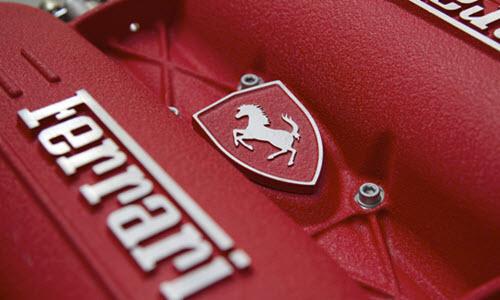 Ferrari Engine Block