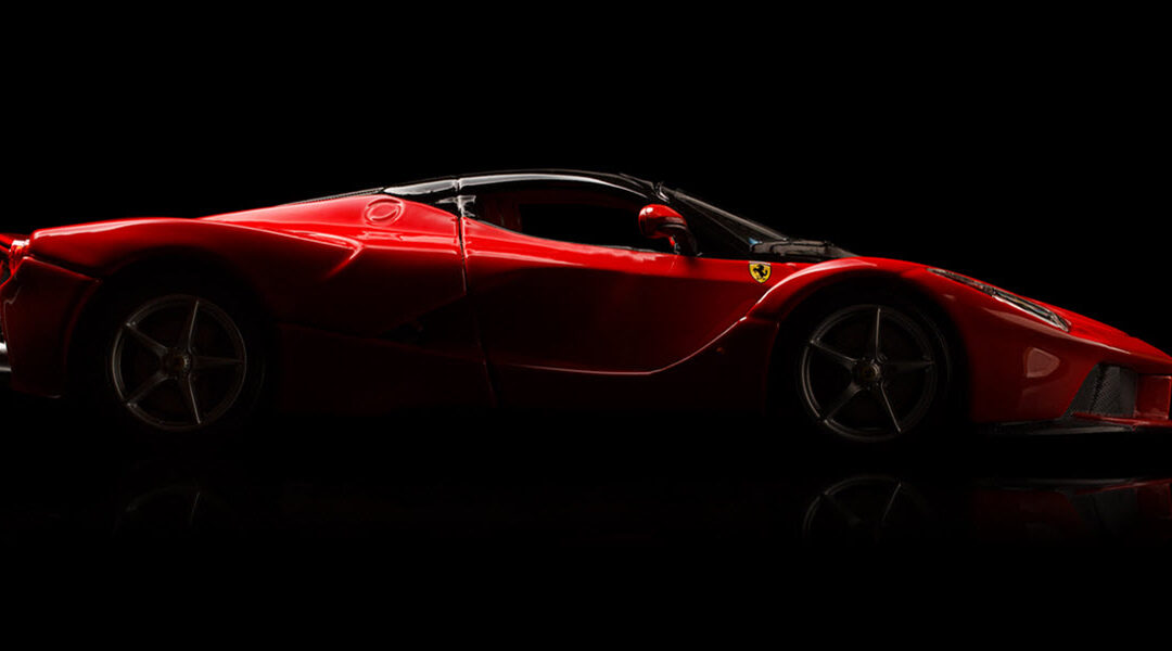 How Does Ferrari's Electronic Power Steering Work?