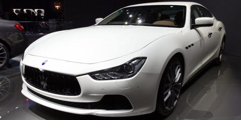Maserati Ghibli: An Example of Fine Craftsmanship