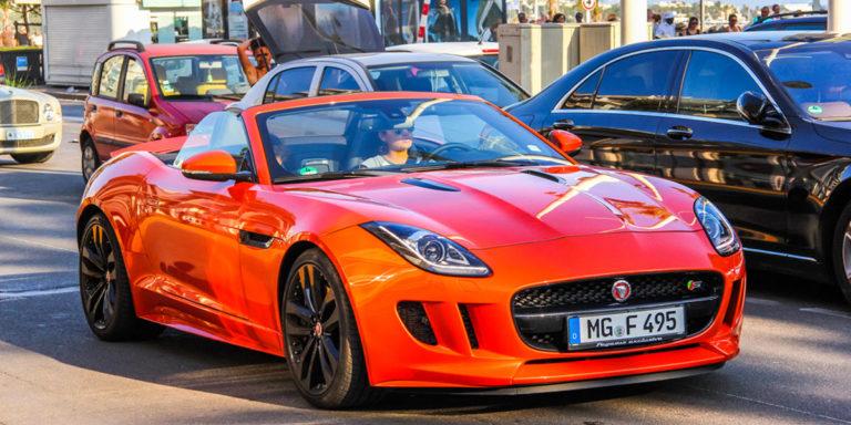 Reasons Behind Failure of Convertible Top in Jaguar