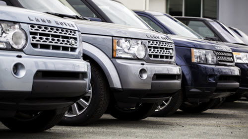Land Rover Cars