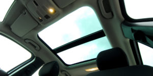 Land Rover Sunroof