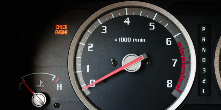 What Does the Check Engine Light Signify?