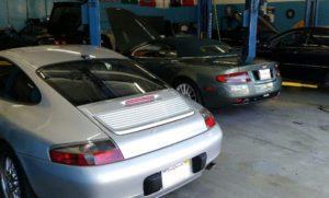 Porsche Service Repair