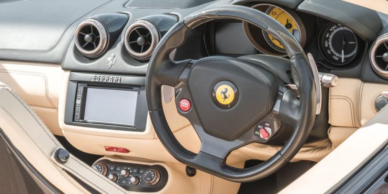 Information Regarding Ferrari Airbag Issues
