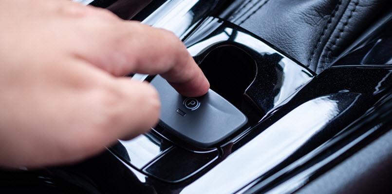 Maserati Electronic Parking Brake
