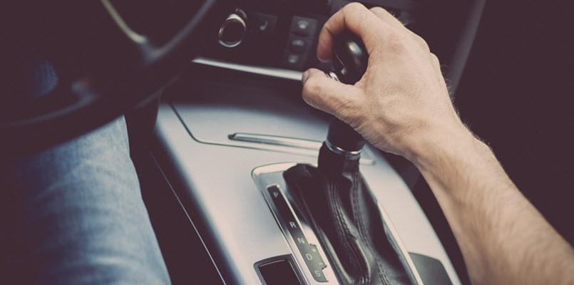 Aston Martin Auto Shifter