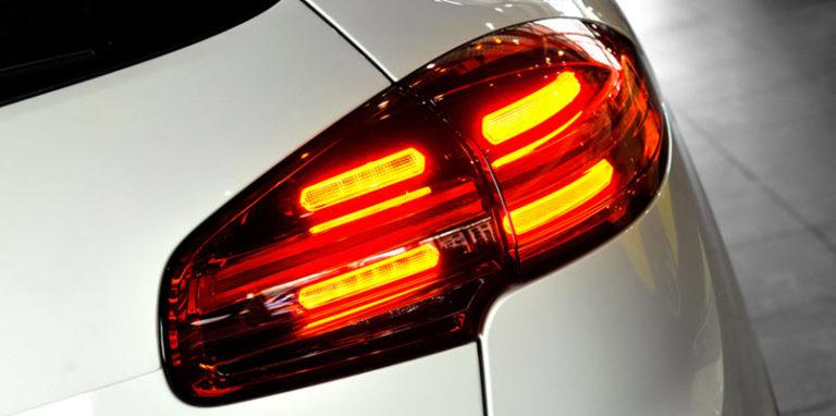 Malfunctioning Brake Lights in Your Bentley