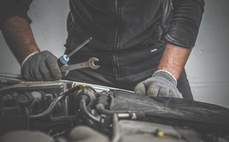 Land Rover Serpentine Belt Check