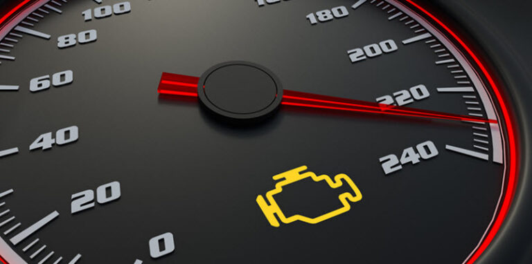 Reasons Behind the Illumination of the Check Engine Light in Ferrari
