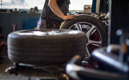 Maserati Tire Wear Fix