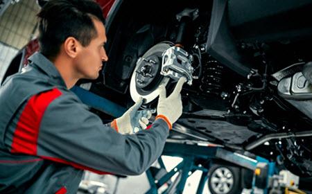Aston Martin Brake Service