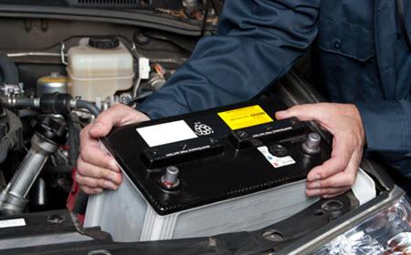 Bentley Battery Replacement