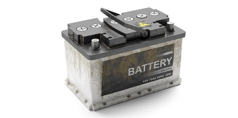 Bentley Dead Battery