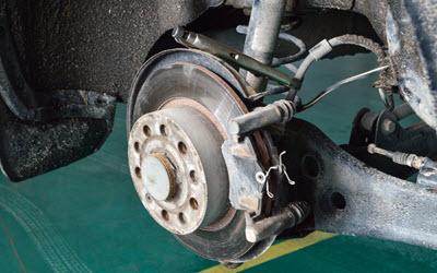 Bentley Brake Hose Repair